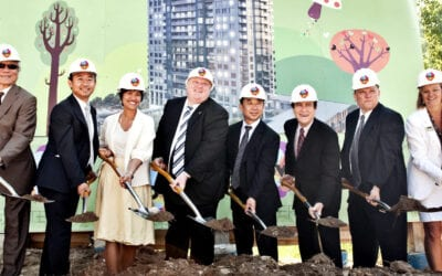 GEMTERRA BREAKS GROUND AT LOVE CONDOMINIUMS