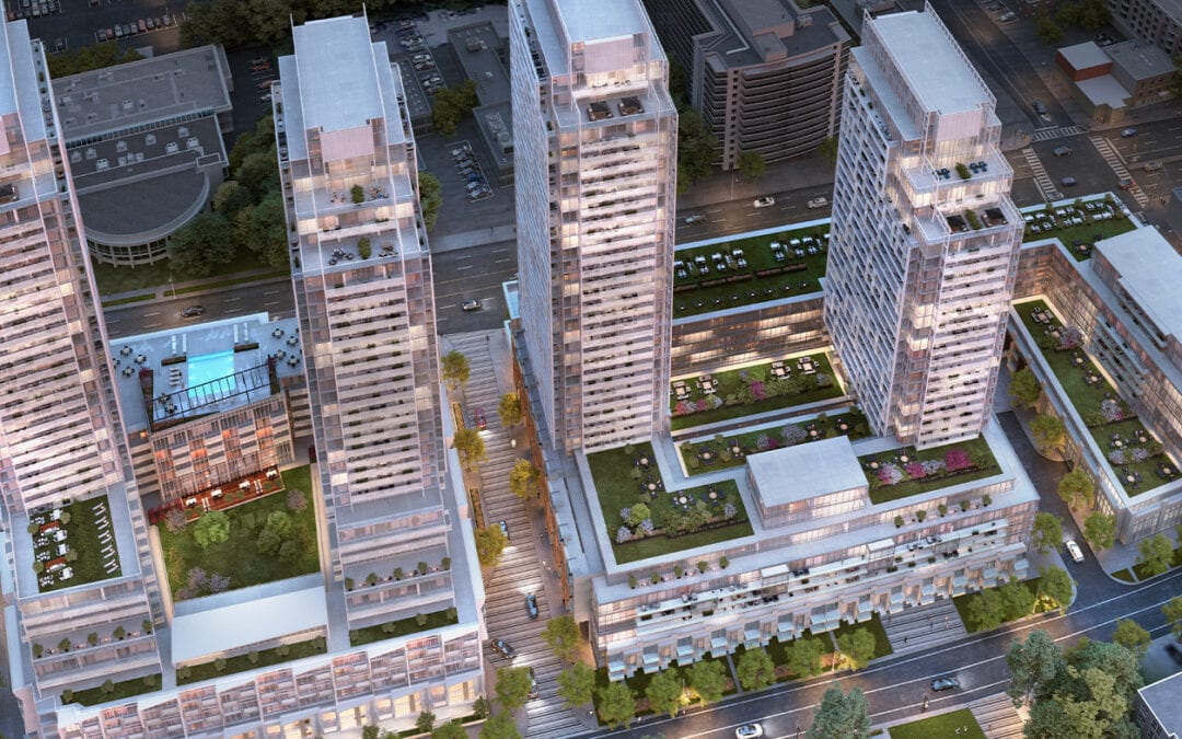 DISCOVER A NEW RELEASE OF TOWNHOMES AND LOWER PENTHOUSES AT M2M CONDOS!