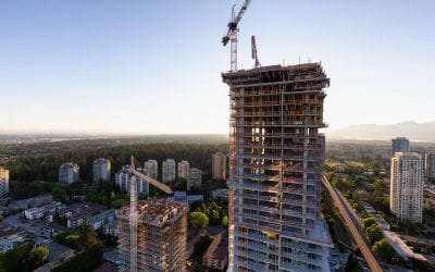 THE LOW-RISE TO HIGH RISE MOVE