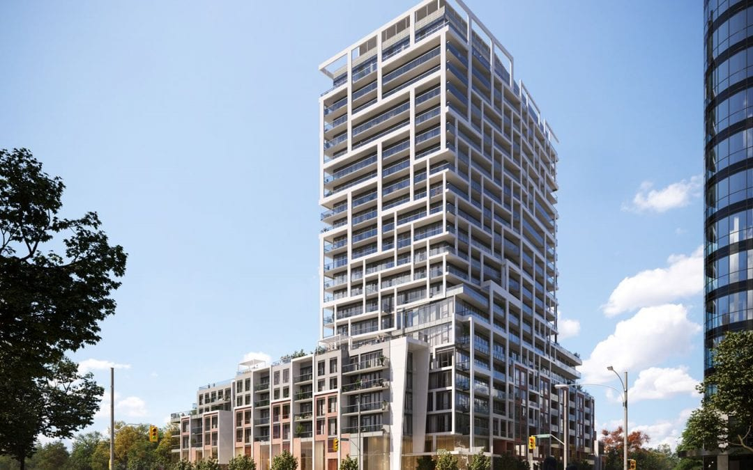 Y9825 TO BE A STUNNING ADDITION ON YONGE