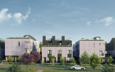 REVIVE TOWNHOMES DESIGNED FOR WELLNESS IN VANCOUVER'S WEST SIDE